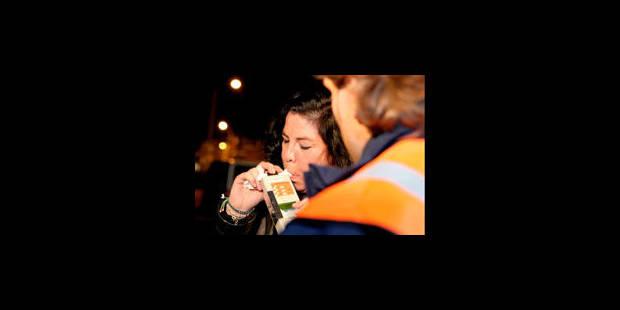 Les contrôles d'alcoolémie ont doublé de 2008 à 2011 - La Libre