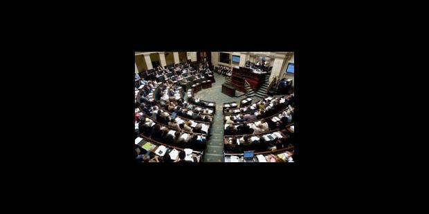 Les présidents de la Chambre et du Sénat perdront 20% de leur indemnité - La Libre