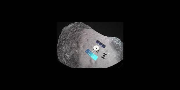 Un astéroïde nous a frôlés - La Libre