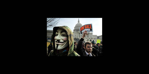 Occupy DC ne veut pas être expulsé ! - La Libre