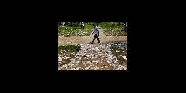 Législatives au Congo : avalanche de protestations - La Libre