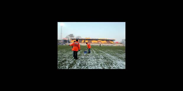 Coupe de Belgique : Lierse-Lokeren remis - La Libre