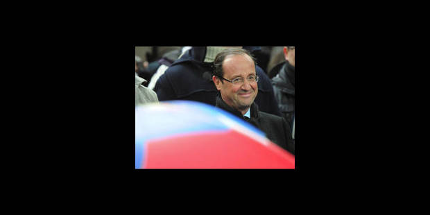 """Hollande : """"Sarkozy fait du mal à la société"""" - La Libre"""