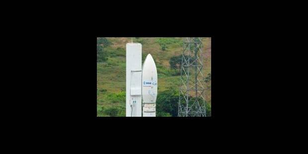 Succès total à Kourou pour le 1er tir de la petite fusée européenne Vega - La Libre