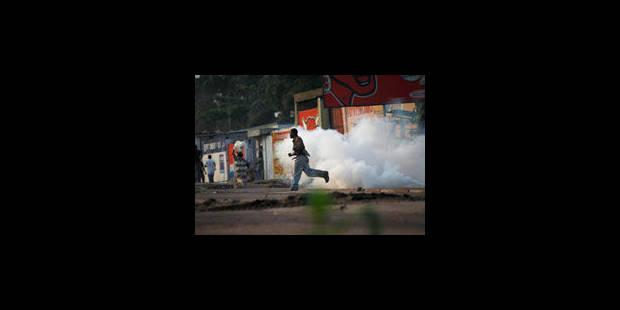 Nouvelle journée de haute tension à Kinshasa - La Libre