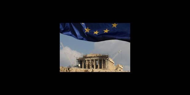 Les USA soutiennent la Grèce - La Libre