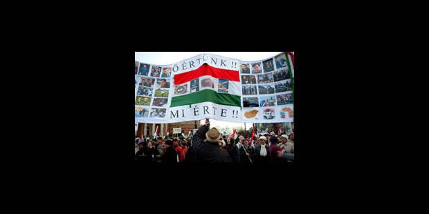 La Commission propose de geler des fonds pour la Hongrie - La Libre