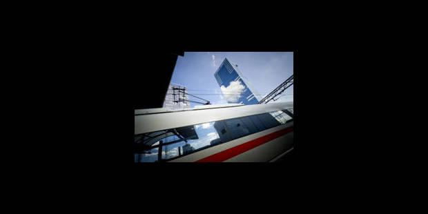Retard des Thalys au départ de Bruxelles - La Libre