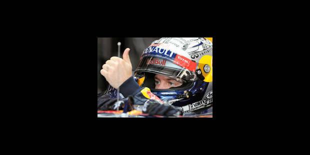 Vettel ou la double casquette de favorisé désigné - La Libre