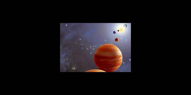 L'alignement de Vénus et Jupiter visible à l'oeil nu - La Libre
