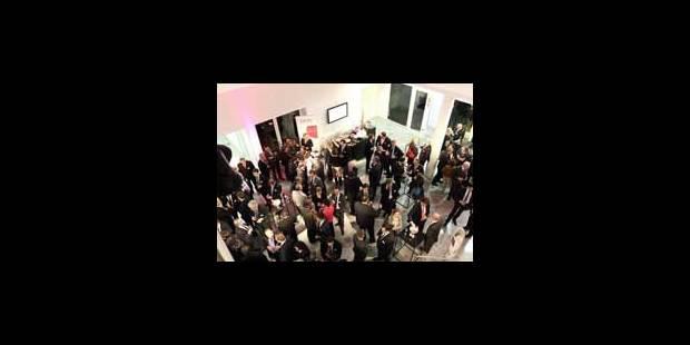 Remise des Fund Awards 2012 - La Libre
