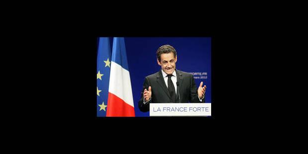 """Sarkozy, """"le capitaine dont la France a besoin"""" - La Libre"""