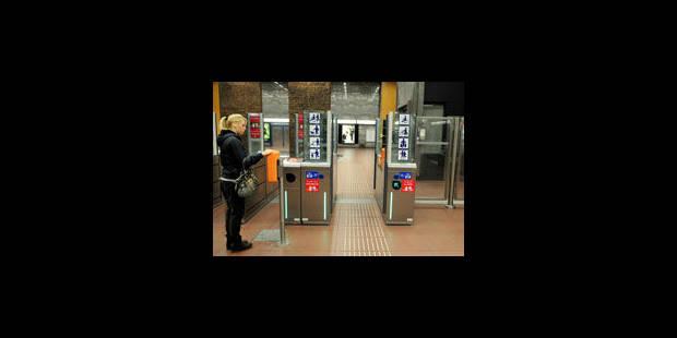 La STIB va augmenter la fréquence des métros - La Libre