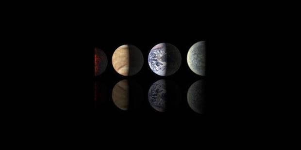 Et si nous allions vivre sur une autre planète ? - La Libre