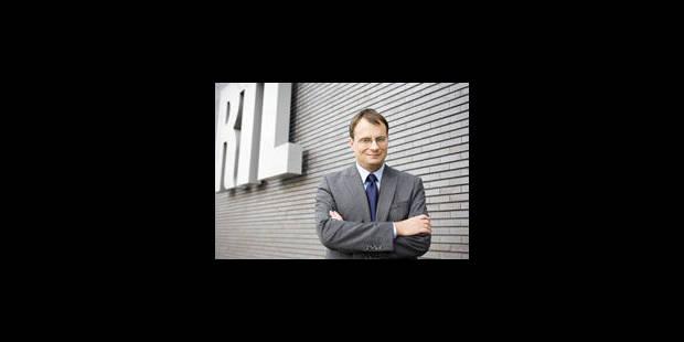 Fabrice Grosfilley de RTL à Télé Bruxelles - La Libre