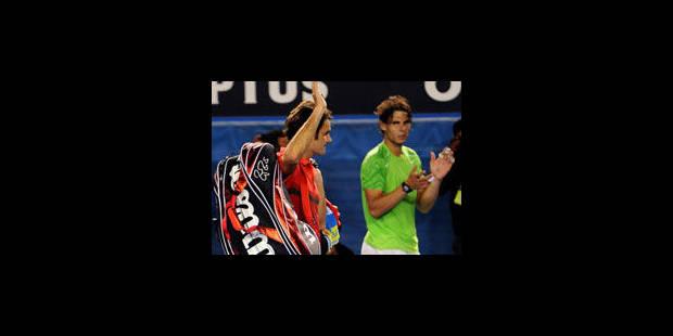 Federer et Nadal ne sont plus unis face à l'ATP - La Libre