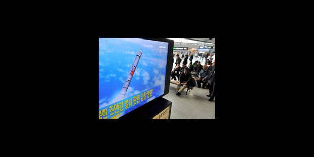 """Corée du Nord: la fusée fait """"plouf"""" et beaucoup de vagues - La Libre"""