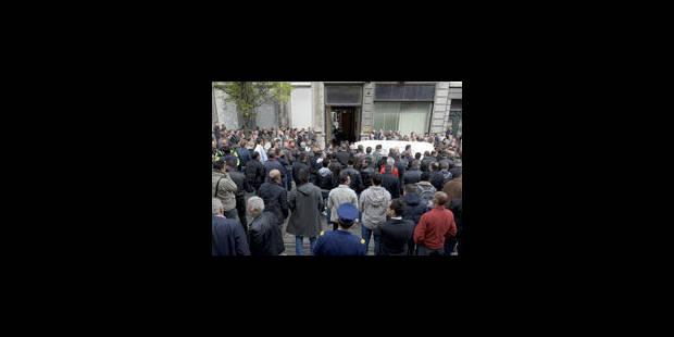 La famille du superviseur de la STIB porte plainte pour meurtre - La Libre
