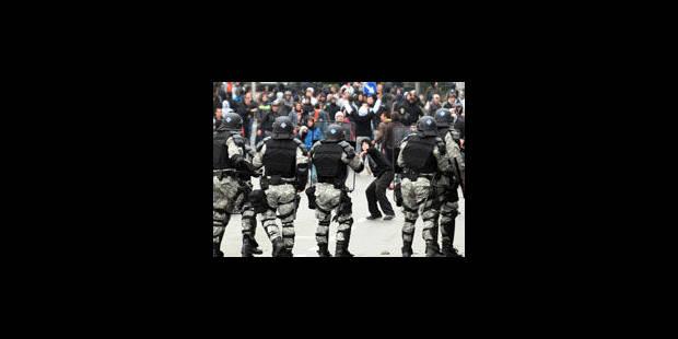 Un crime tétanise la Macédoine - La Libre