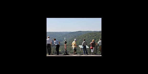 Bilan satisfaisant pour le tourisme pendant les vacances de Pâques - La Libre