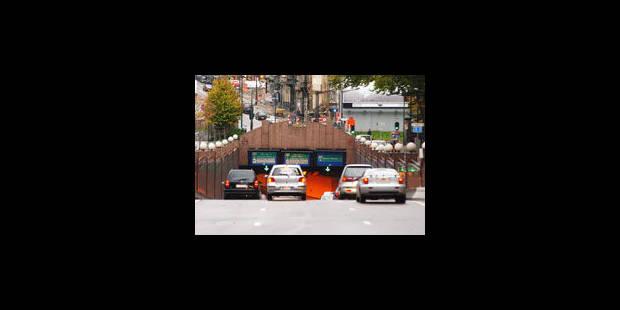 Les tunnels Loi, Cinquantenaire et Tervueren fermés pour 3 mois - La Libre