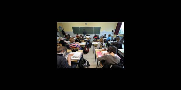 Hausse du nombre d'élèves en liste d'attente - La Libre
