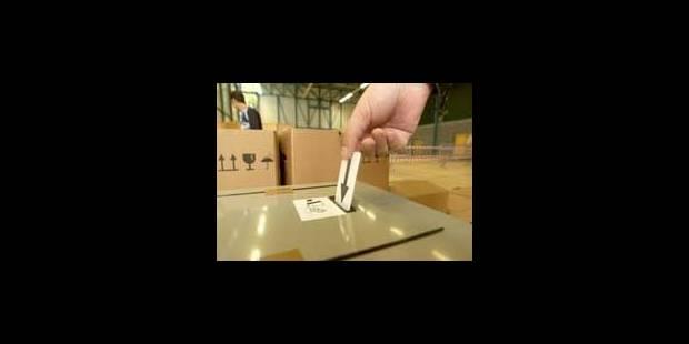 Même système de vote électronique en Flandre et à Bruxelles - La Libre