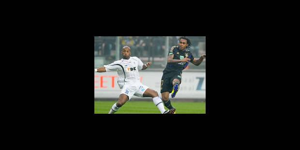 Anderlecht à un point de son 31e titre - La Libre