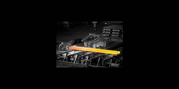 Croire dur comme fer à l'avenir de la sidérurgie - La Libre