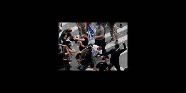 Risque de marée brune en Grèce - La Libre