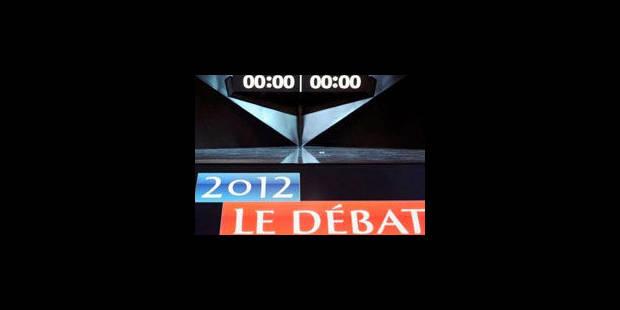 La presse européenne juge le débat agressif, sans vainqueur net - La Libre