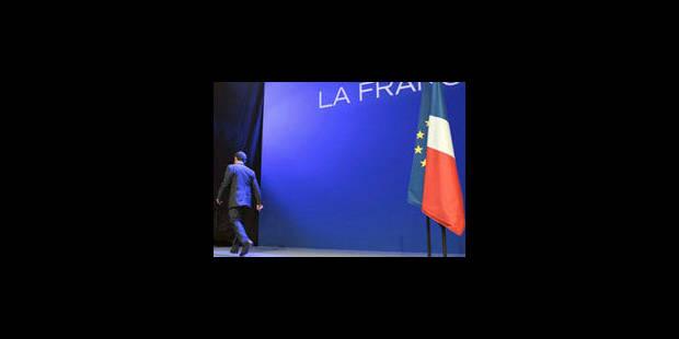 Nicolas Sarkozy de retour au tribunal - La Libre