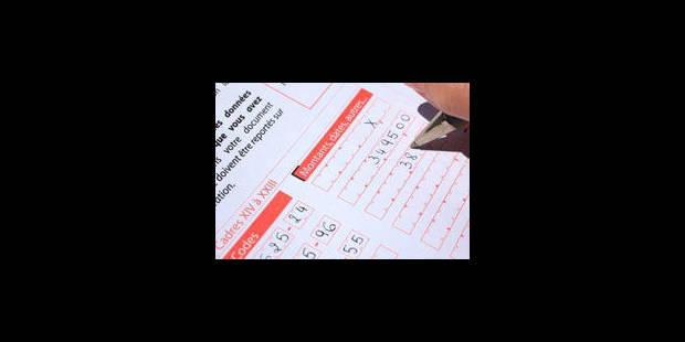 Plus de prescription pour la fraude fiscale - La Libre