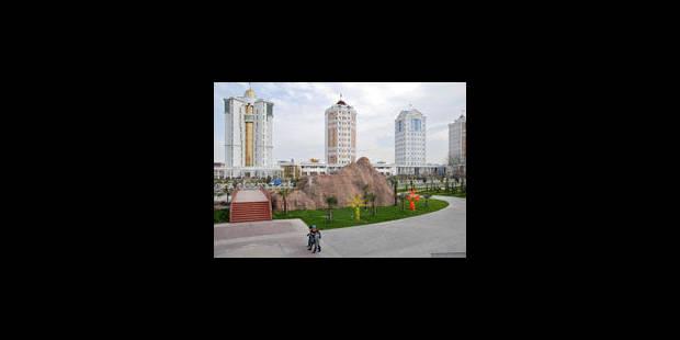 Au Turkménistan, le pays sans Facebook - La Libre