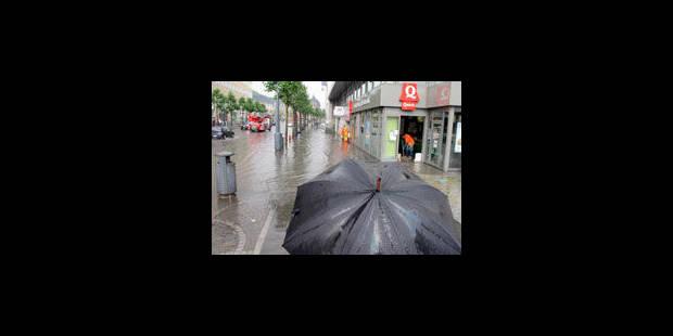 Des orages restent possibles ce lundi - La Libre