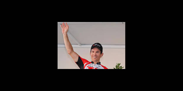 Robbie McEwen pend son vélo au clou - La Libre