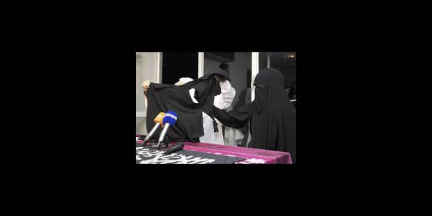 La loi anti-burqa est-elle appliquée dans les rues de Bruxelles? - La Libre