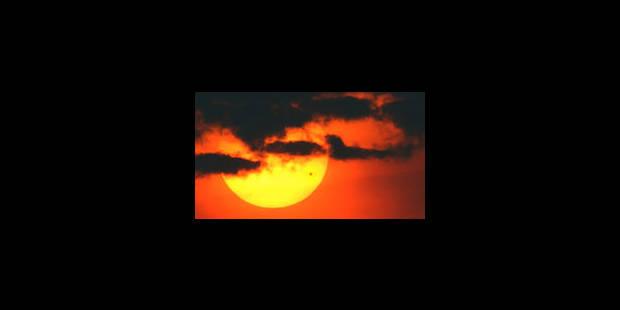 Vénus est passée entre le Soleil et la Terre... en toute discrétion - La Libre