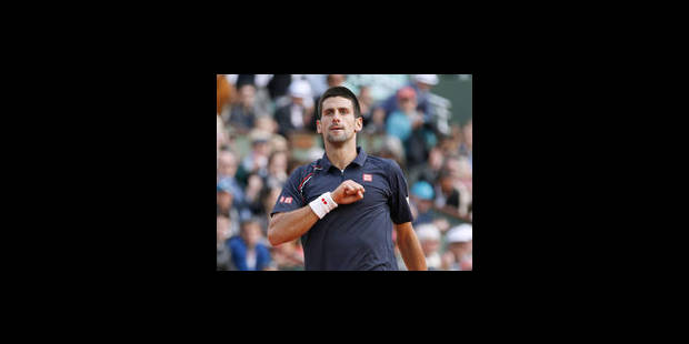 Djokovic jouera face à Nadal sa première finale à Roland-Garros - La Libre