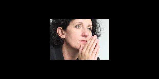 """Annemie Turtelboom : """"La Justice, c'est comme les Galeries Lafayette"""" - La Libre"""