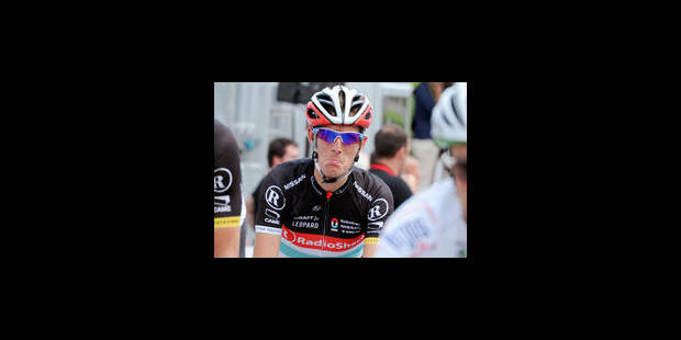 Andy Schleck forfait pour le Tour de France - La Libre