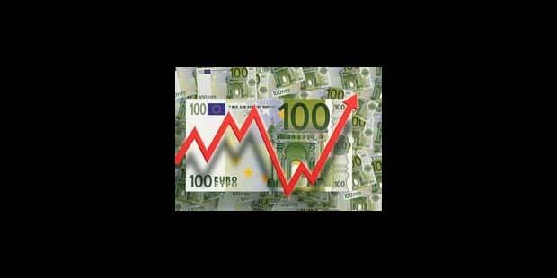 Prévisions de croissance revues à la hausse - La Libre