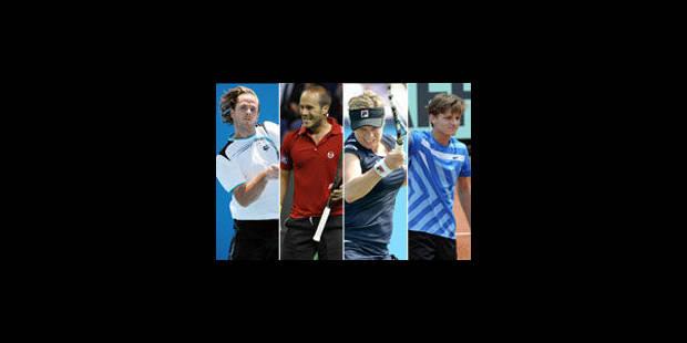 Tirage difficile pour les Belges à Wimbledon - La Libre
