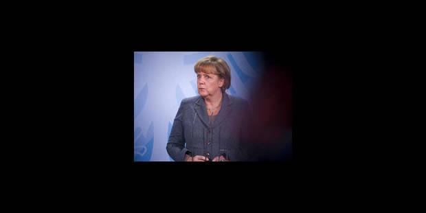 Mini-sommet entre les 4 poids lourds de la zone euro - La Libre