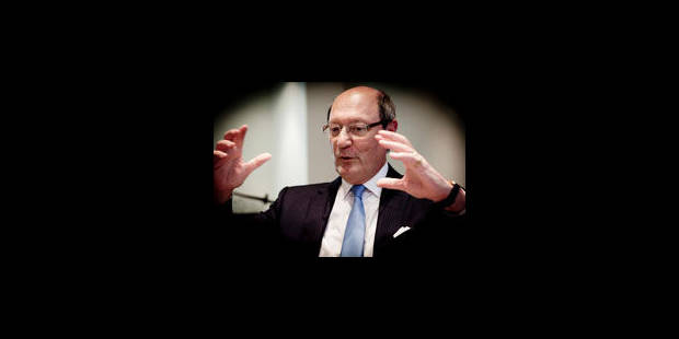 """Pierre-Alain de Smedt (FEB) : """"On est en train de franchir des seuils"""" - La Libre"""
