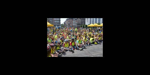 630 jeunes cyclistes ont décroché leur brevet - La Libre