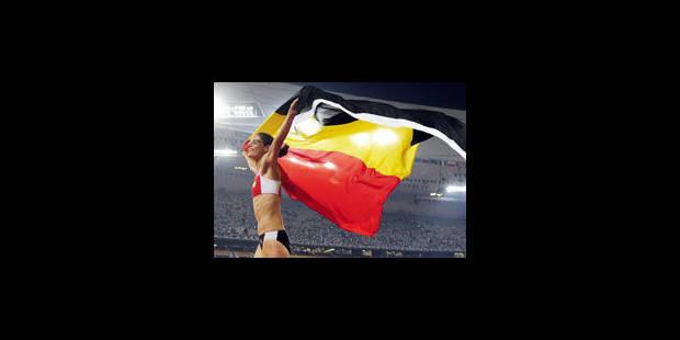 JO 2012: Tia Hellebaut porte-drapeau belge - La Libre