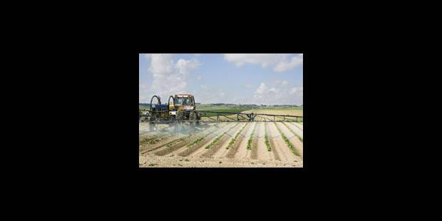 """La Wallonie au régime """"low pesticides"""" - La Libre"""