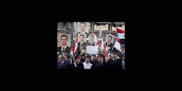 Proches d'Assad tués, vote à l'ONU reporté - La Libre