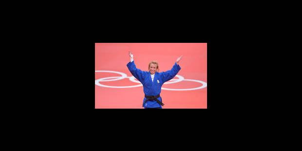 Judo: Van Snick offre à la Belgique une première médaille! - La Libre